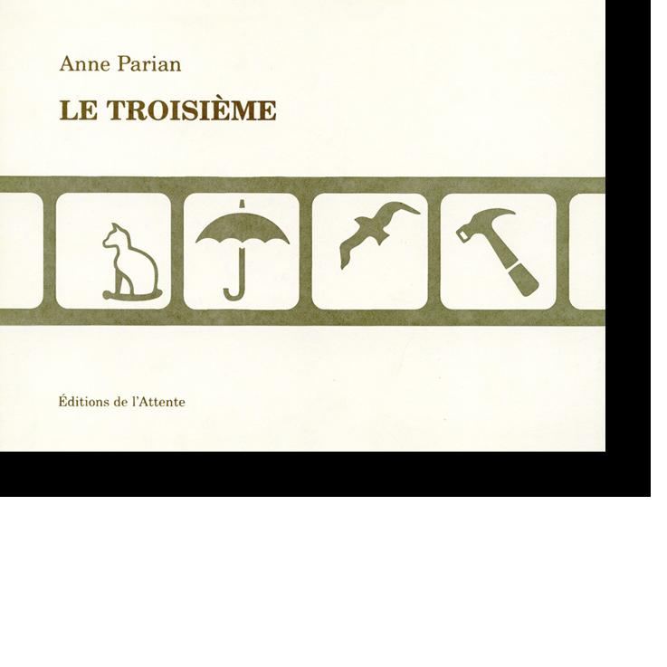 Couverture d'ouvrage: Le troisième