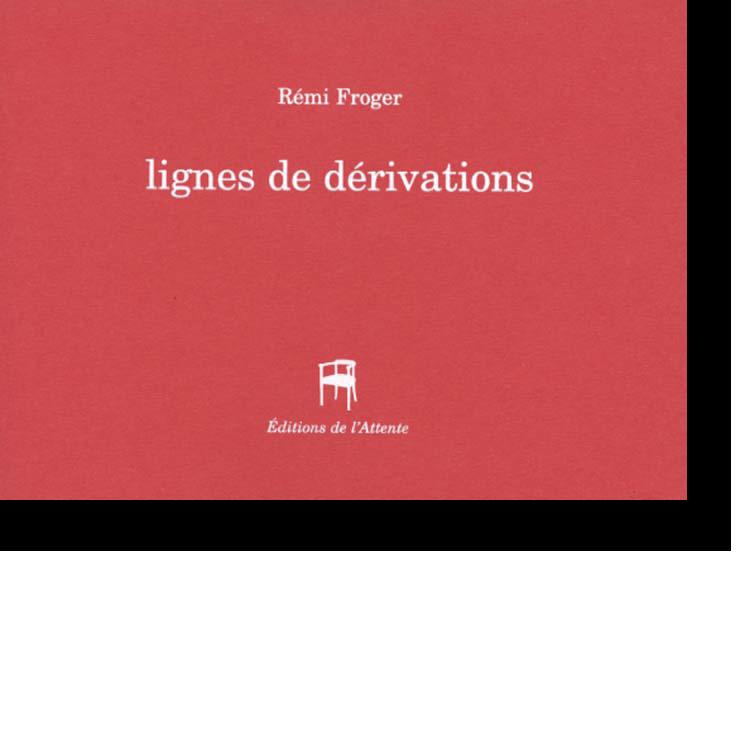 Couverture d'ouvrage: Lignes de dérivation