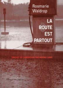 Couverture d'ouvrage: La route est partout