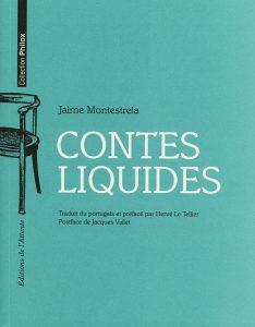 Couverture d'ouvrage: Contes liquides