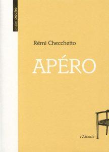 Couverture d'ouvrage: Apéro