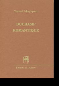 Couverture d'ouvrage: Duchamp romantique