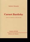Carnet Bartleby
