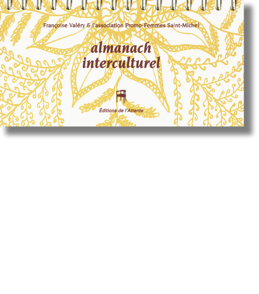 Couverture d'ouvrage : Almanach interculturel