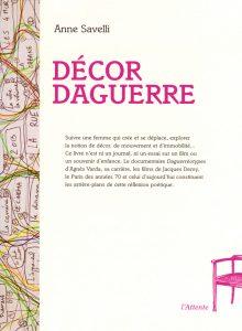 Couverture d'ouvrage: Décor Daguerre