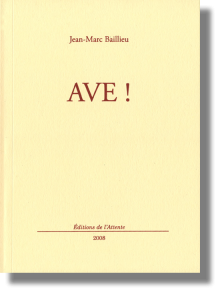 Couverture d'ouvrage: AVE !