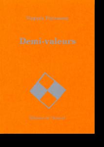 Couverture d'ouvrage: Demi-valeurs