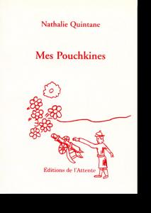 Couverture d'ouvrage: Mes Pouchkines