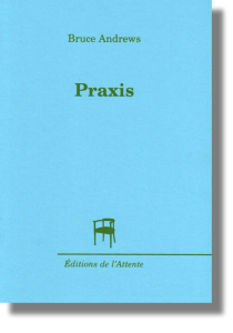 Couverture d'ouvrage: Praxis