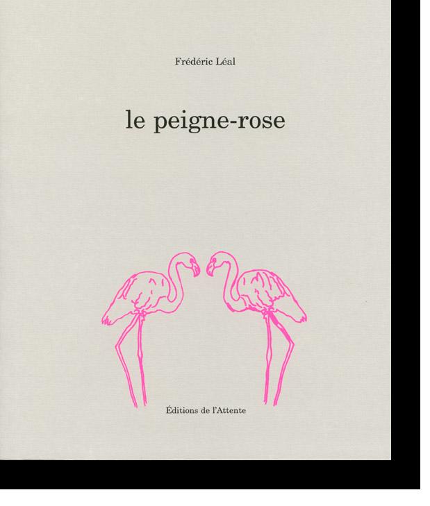 Couverture d'ouvrage: Le peigne-rose