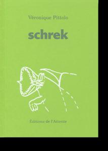 Couverture d'ouvrage: Schrek