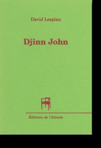 Couverture d'ouvrage: Djinn John