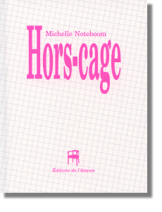 Couverture d'ouvrage : Hors-cage