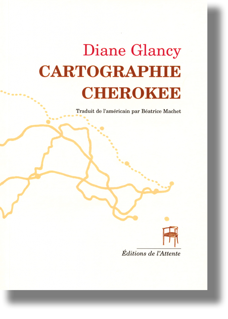 Couverture d'ouvrage : Cartographie Cherokee