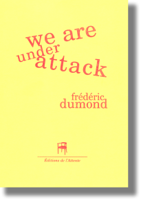Couverture d'ouvrage : we are under attack
