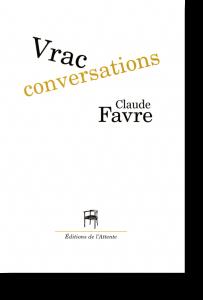 Couverture d'ouvrage: Vrac conversations