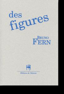 Couverture d'ouvrage: Des figures