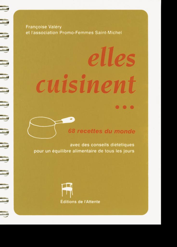 Couverture d'ouvrage: Elles cuisinent…