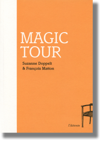 Couverture d'ouvrage : Magic tour