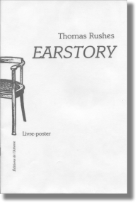 Couverture d'ouvrage : Earstory