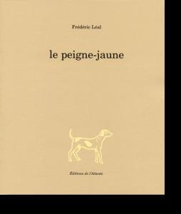 Couverture d'ouvrage: Le peigne-jaune
