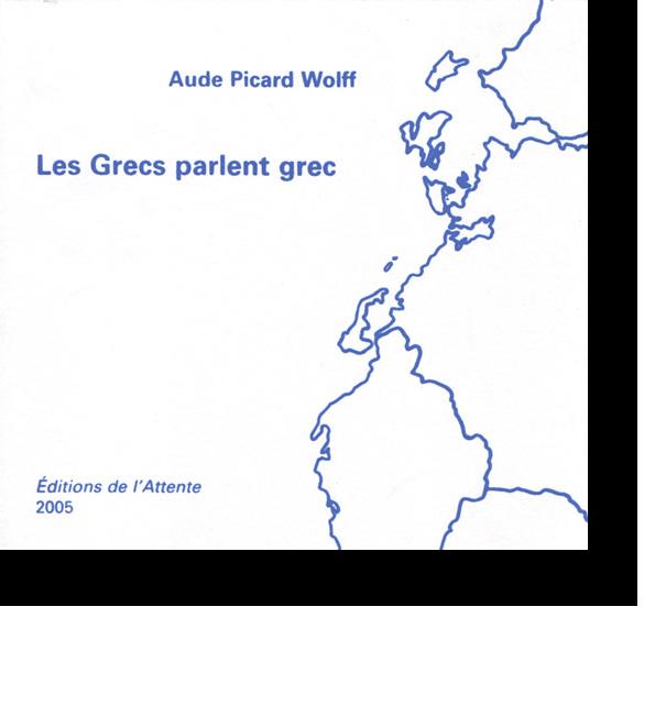 Couverture d'ouvrage: Les Grecs parlent grec