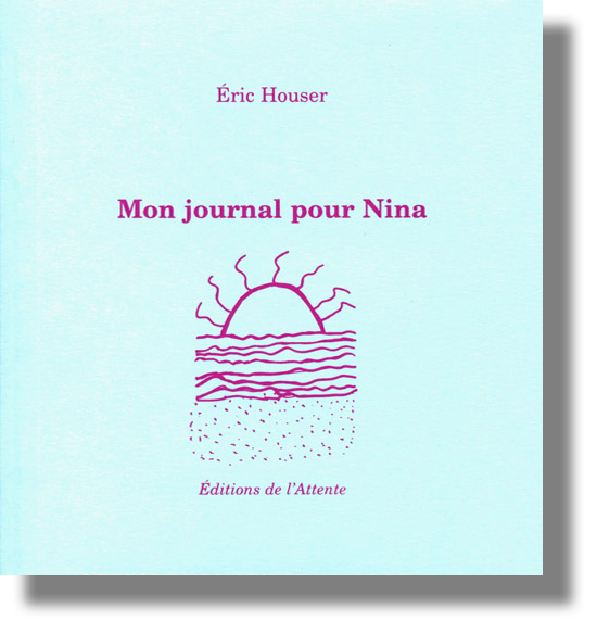 Couverture d'ouvrage: Mon journal pour Nina