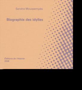 Couverture d'ouvrage: Biographie des idylles