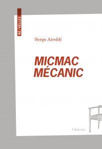 Couverture d'ouvrage: Micmac mécanic