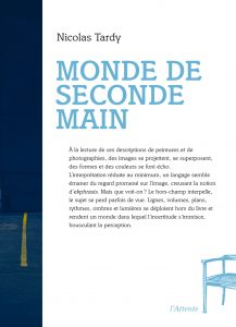 Couverture d'ouvrage : Monde de seconde main