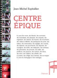 Couverture d'ouvrage: Centre épique