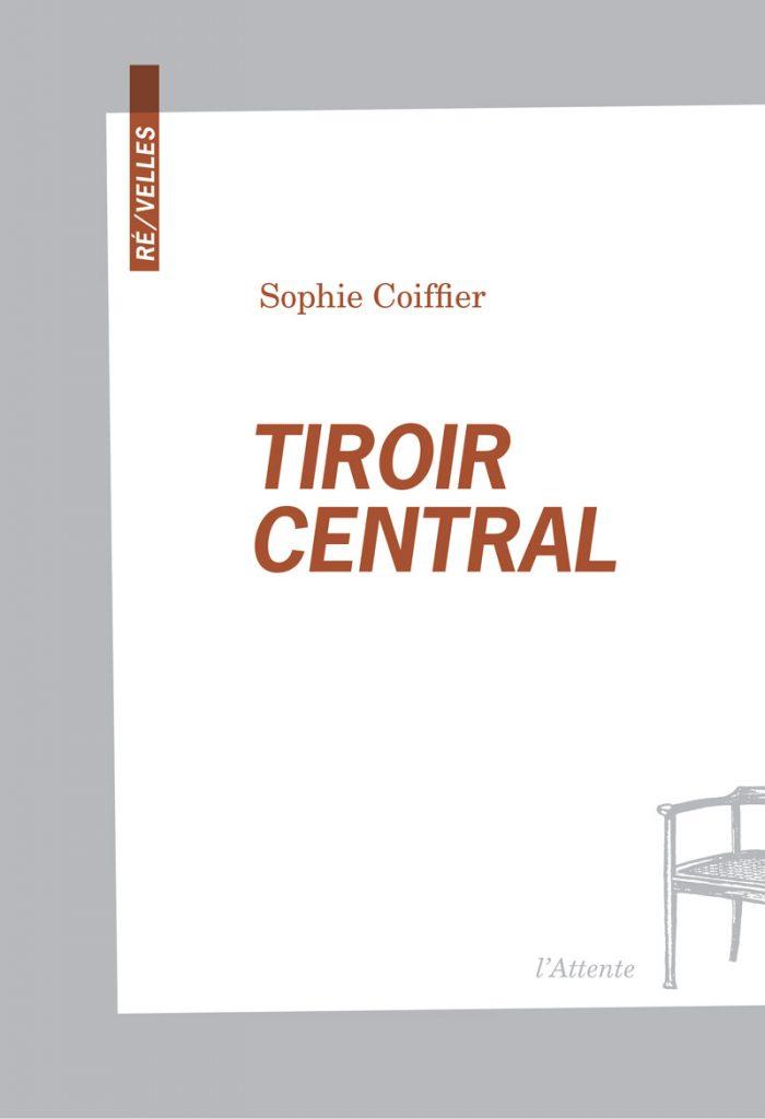 Couverture d'ouvrage: Tiroir central