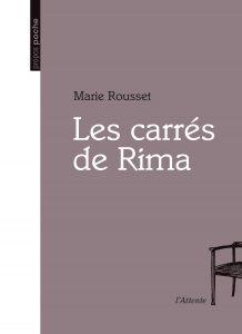 Couverture d'ouvrage: Les carrés de Rima